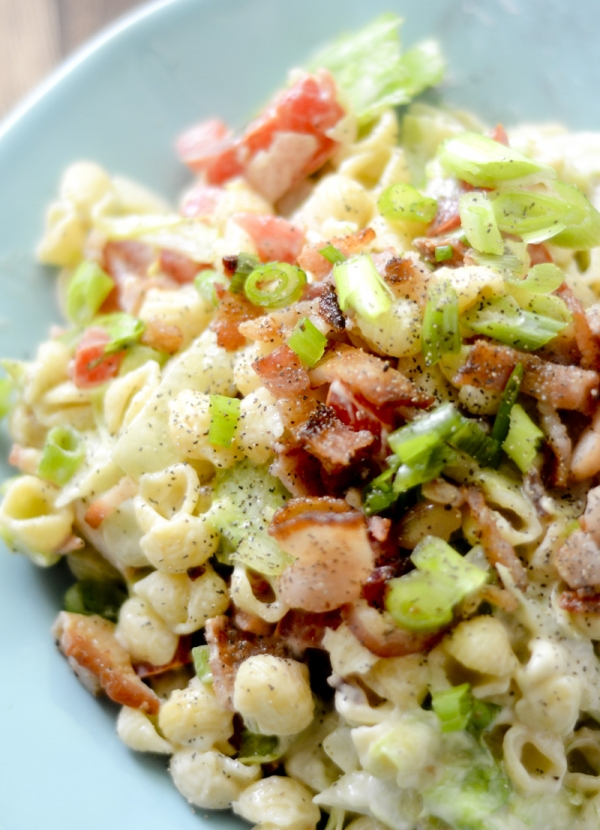 14. BLT Pasta Salad - Got Some Pasta? Here's What You Should do with ...