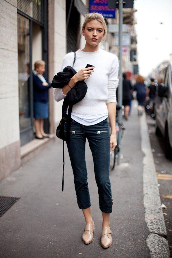 Fashion Capri Pants