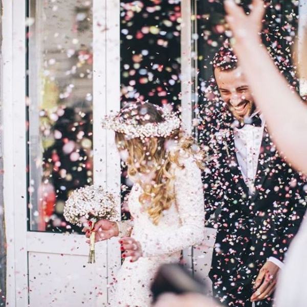 14 of Today's Mesmerizing 😍 Wedding Inspo for Ladies Who Want Legendary 🤘🏼 Photos 📸 of Their Wedding 💒 ...