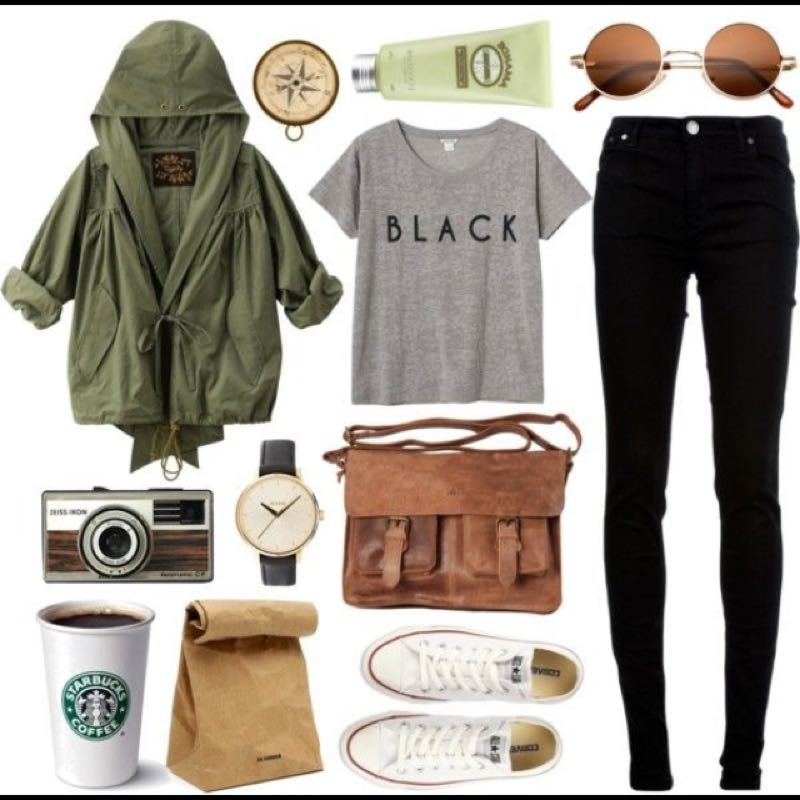 finest selection 99c90 f5f94 Hipster Basic this outfit is one of my favourites!