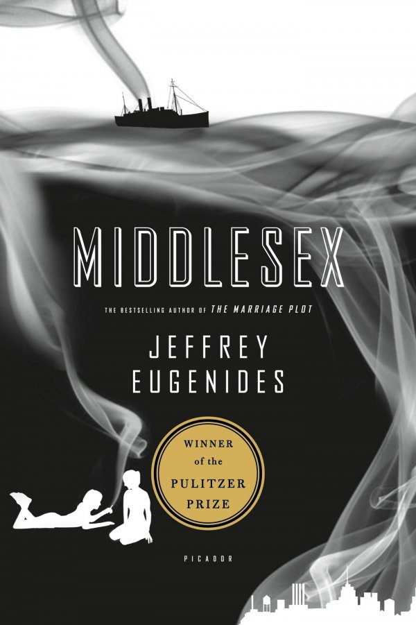 Middlesex by Jeffery Eugenides