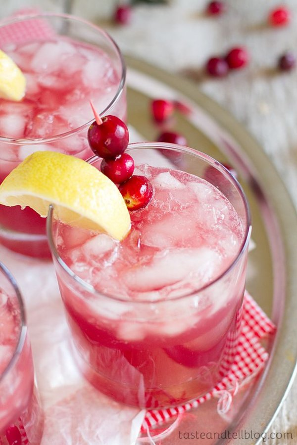 "Tickled Pink Tropical Island ""Iced Tea"" Recipe — Dishmaps"