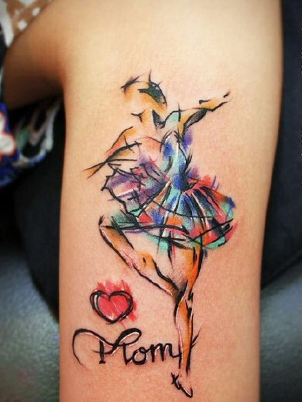 45 incredible watercolor tattoos for Best tattoo artist in mn