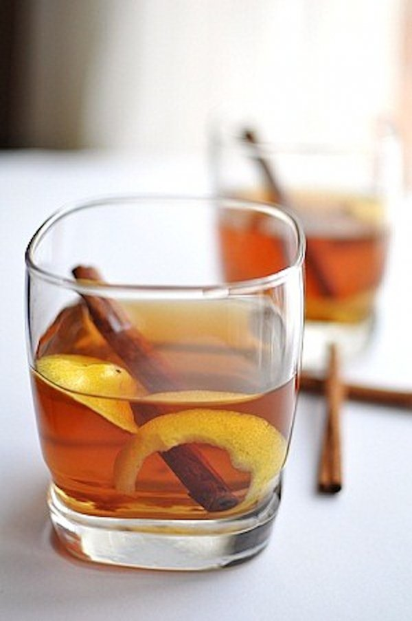 Hot toddy sip on these low calorie hot drinks anytime for Hot toddy drink recipe