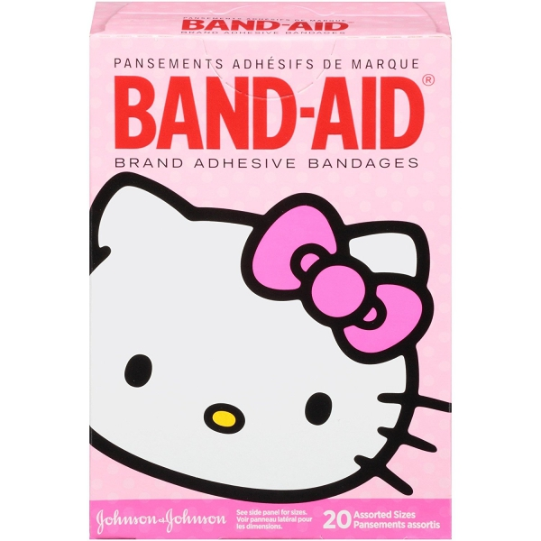 Band-Aid, Hello Kitty, font, product, PAN,