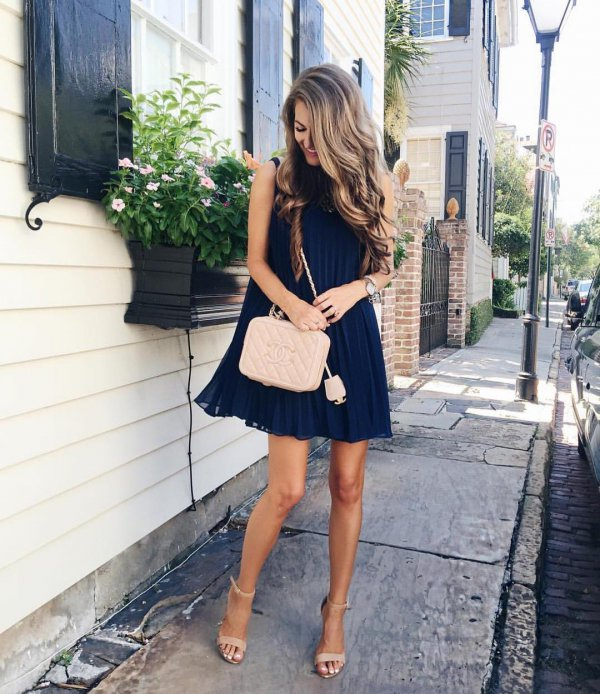 clothing, snapshot, little black dress, dress, hairstyle,