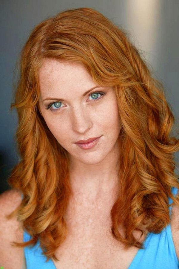 Strawberry Blonde - Natural Beauties That Will Inspire You to…