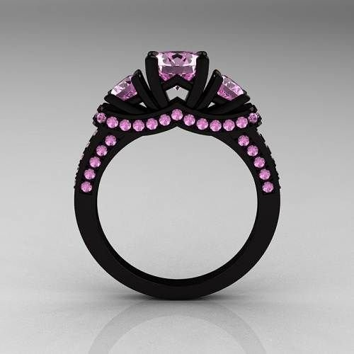 Black Gold Purple Stone This is Why You Will Love Having a…