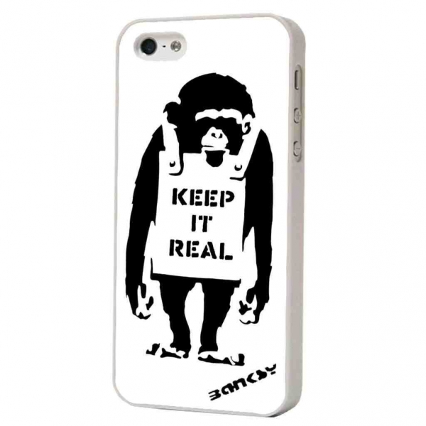 Banksy, cartoon, hairstyle, moustache, mobile phone accessories,