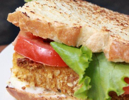 fast food, sandwich, food, finger food, breakfast sandwich,