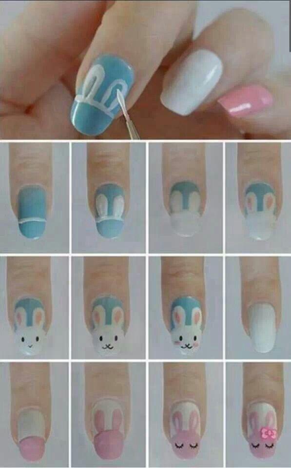 Ногти как сделать красивый рисунок