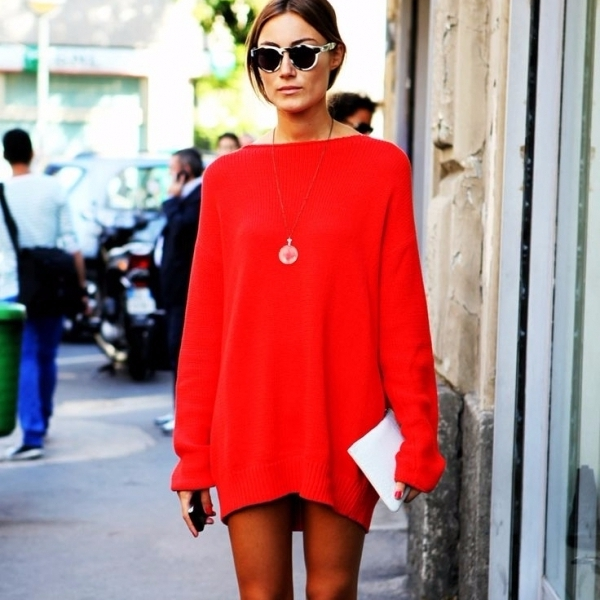 clothing, red, color, road, snapshot,