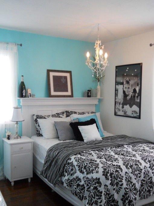 8. Tiffany Blau Schlafzimmer - Tiffany's ist nicht nur für Schmuck...…