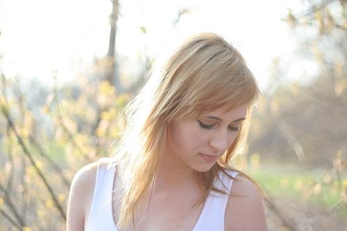 Honey Blond