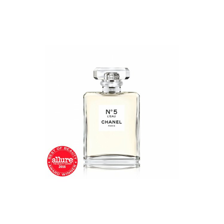 Allure, Chanel No. 5, perfume, cosmetics, glass bottle,