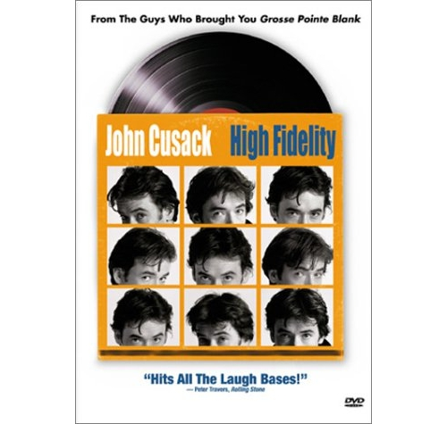 HIGH FIDELITY, High Fidelity, High Fidelity, High Fidelity, HIGH FIDELITY,