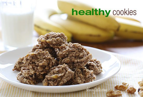 2 Ingredient Cookies + Mix Ins of Your Choice