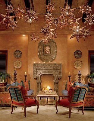 Tin Stars 28 Stunning New Mexican Decor Ideas You Can