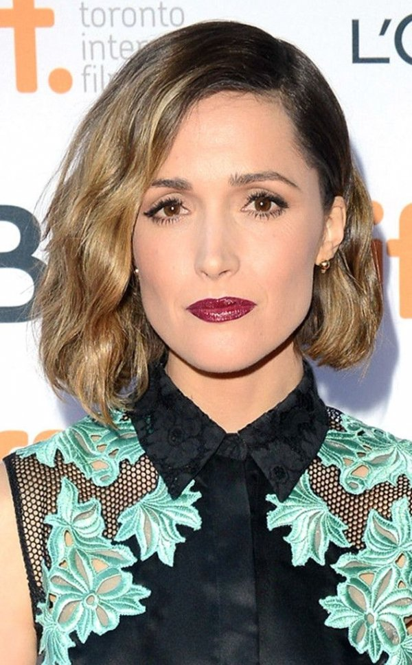 Rose Byrne - Steal Her Look: the Sultry Lipsticks All the ... Jessica Alba
