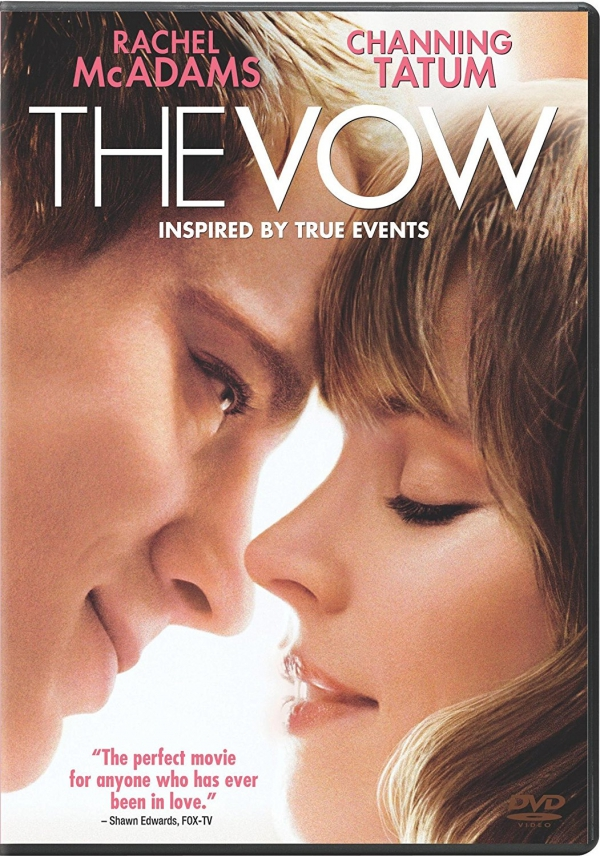 VOW, The Vow, face, nose, hair coloring,