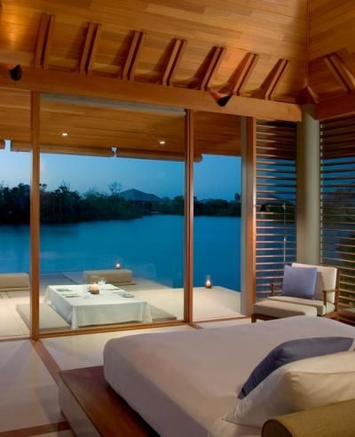 Room with a View at Amanyara, Turks and Caicos