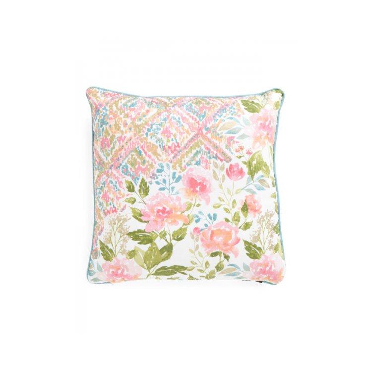 Envogue Decorative Pillows : 20x20 Metallic Floral Printed Pillow by ENVOGUE. $19.99 - 95?