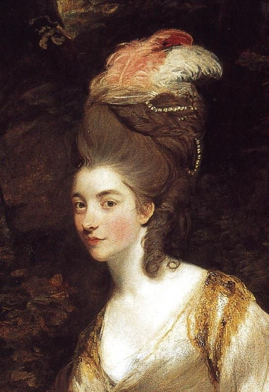 The 1700s - The Evolution of Hairstyles through History ... …