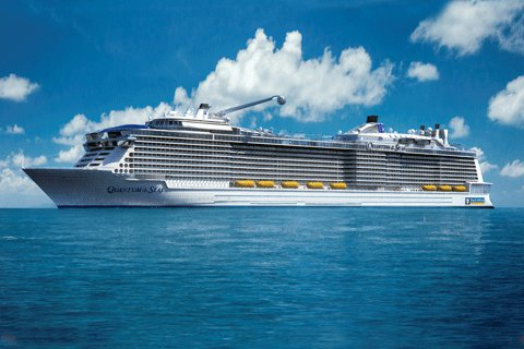 cruise ship, vehicle, ship, passenger ship, ocean liner,