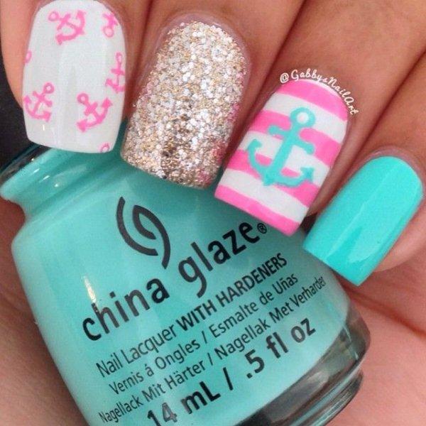 China Glaze,color,nail,finger,nail polish,