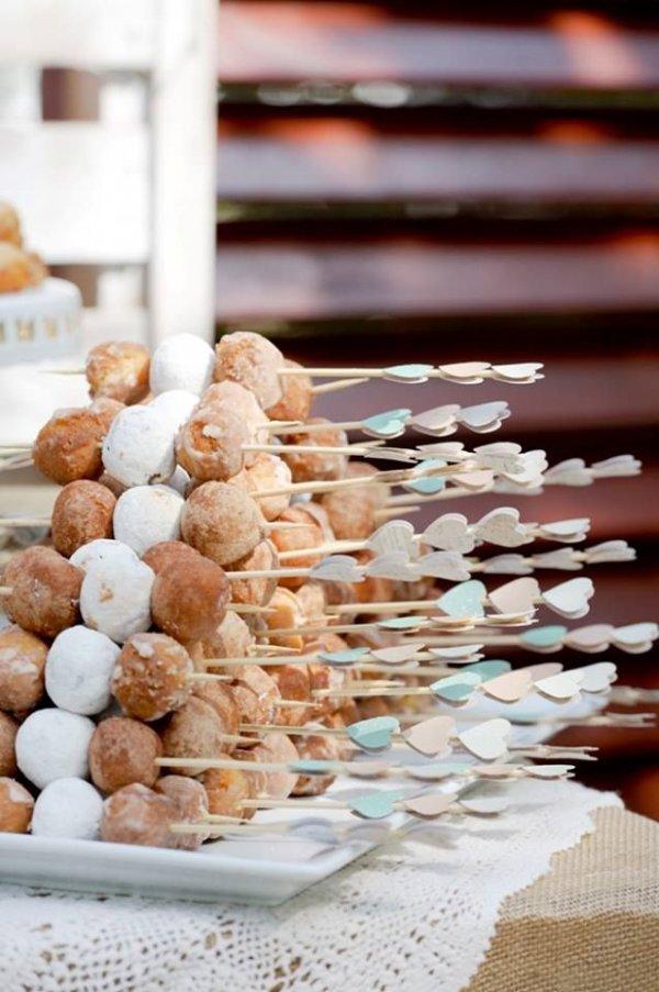 Donut Kabobs