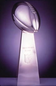 The Superbowl Trophy