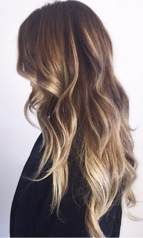 15 Quot Bronde Quot Balayage Proof That Balayage Hair Looks