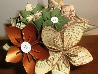 Buttons & Pretty Paper...