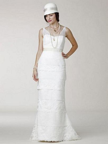 sheath for the tall or petite 6 wedding dresses for every