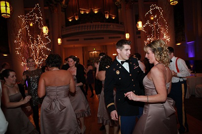 Real Wedding Military Love In Pittsburgh
