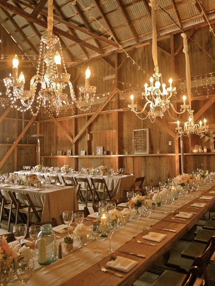 Elegant Rustic Wedding Decorations 3. rustic elegance ... - 4 ways to ...