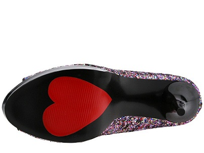 I Heart Sparkly Shoes...