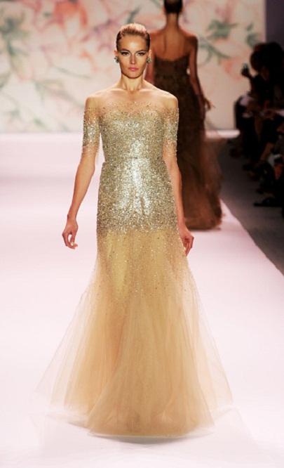 A Bride Has to Shine...