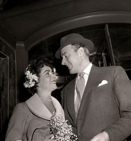 Who was elizabeth taylor married too