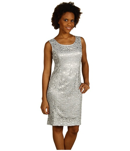Party dresses to wear to 60th wedding anniversary high for Silver wedding dresses 25th anniversary
