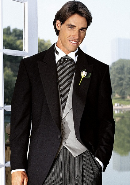 4 Tuxedo Looks For Your Royal Prince
