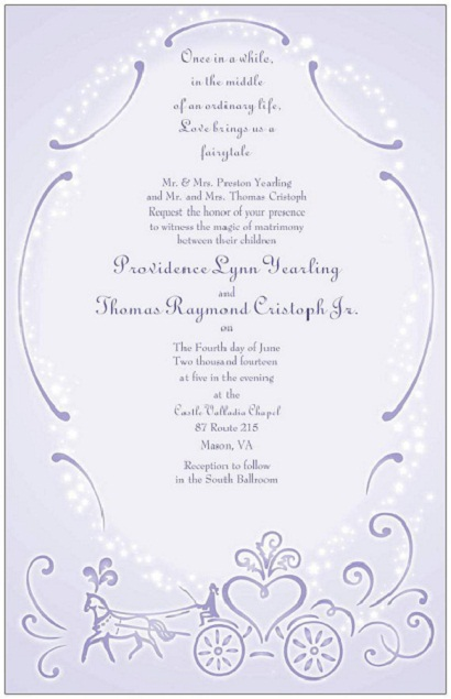 fairytale wedding invites 28 images 6 ways to plan a fairytale