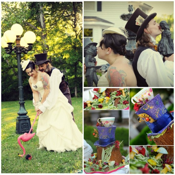 7 Great Movie Inspired Wedding Themes