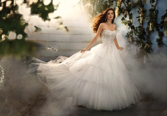 7 gorgeous alfred angelo wedding dresses for Alfred angelo cinderella wedding dress