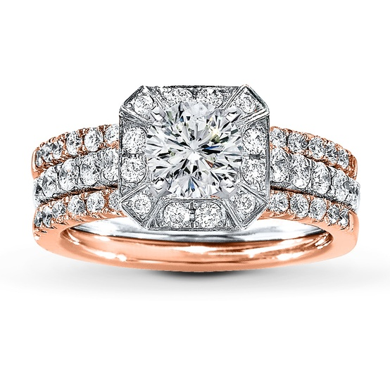 7 Stunning Rose Gold Engagement Rings