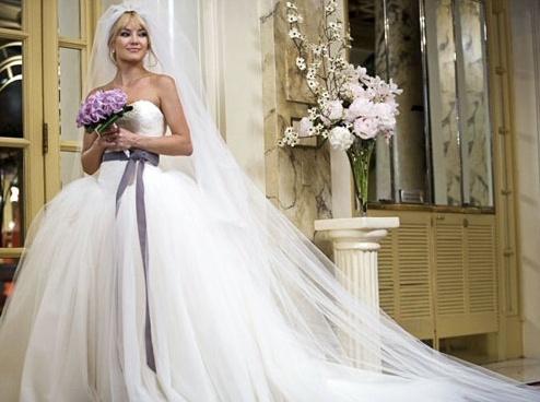 Bride Wars Movie Wedding Dress...
