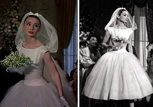 Funny Face Movie Wedding Dress