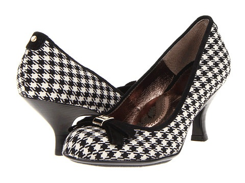 I have these Rocket Dog Houndstooth Shoes and they are comfortable and versatile