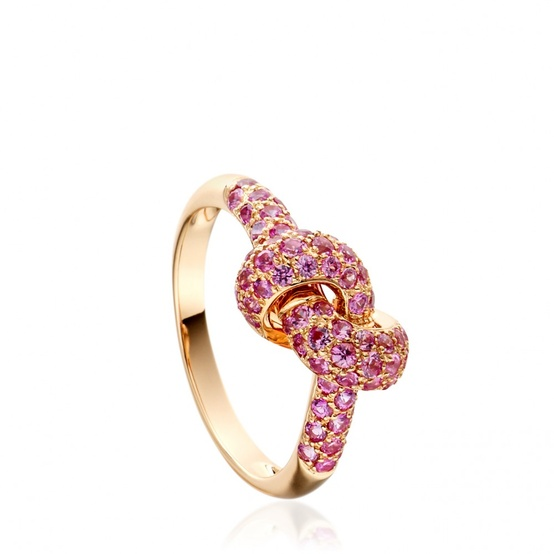 love knot rose gold ring 7 stunning rose gold engagement