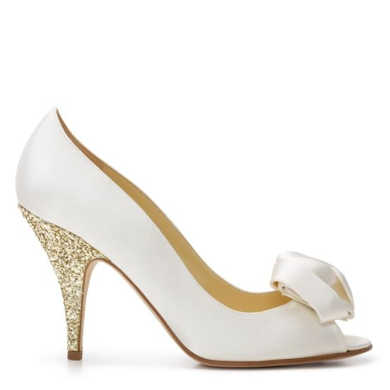 Sparkly Wedding Shoes...